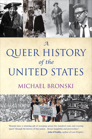 A Queer History Cover Photo